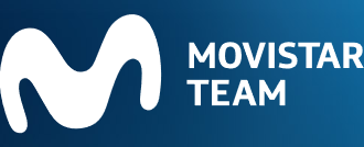 logo of movistar, a customer of blanq